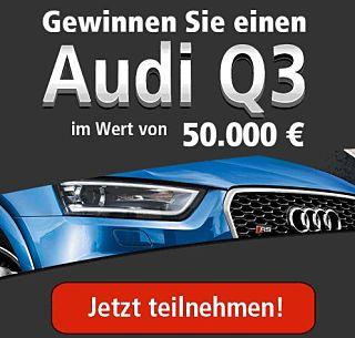 Preisausschreiben Auto
