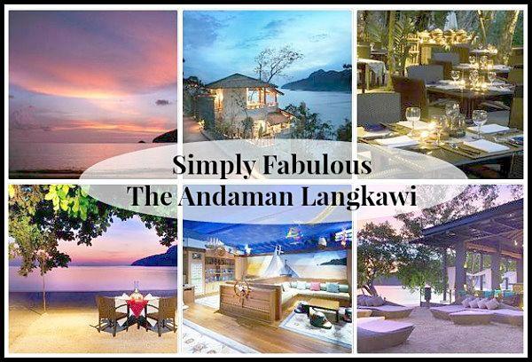 The Andaman Langkawi Das 5 Sterne Gunstig Hotel